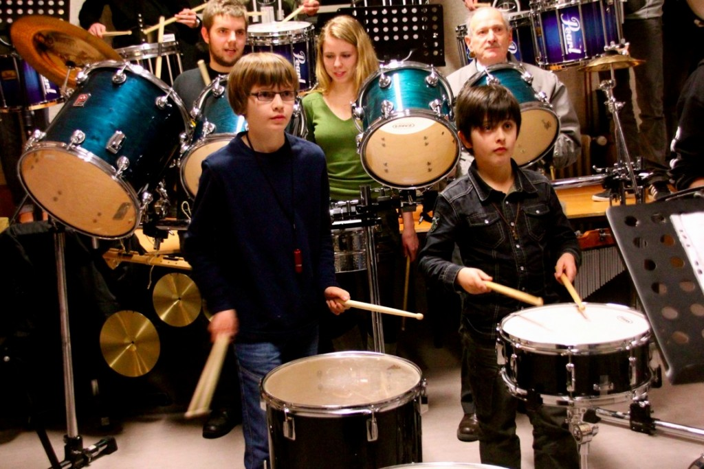 Formation Ensemble Percus